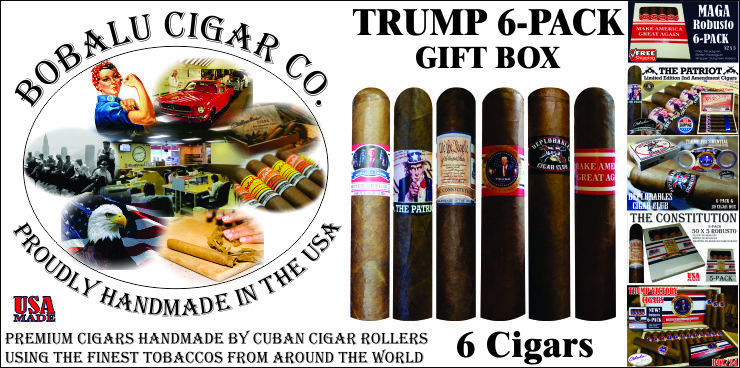 6 Awesome Trump Cigars!